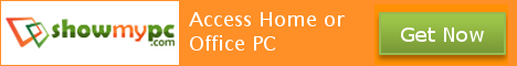 ShowMyPC Access Home or Office PC